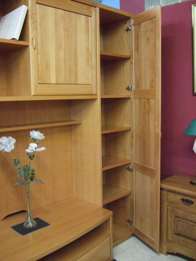 d stockage meuble living tv. Black Bedroom Furniture Sets. Home Design Ideas