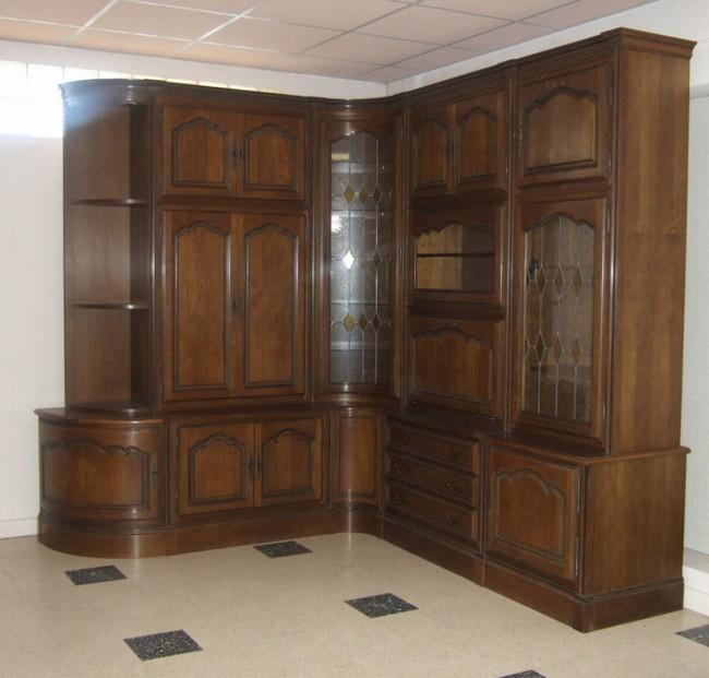 living d 39 angle rustique. Black Bedroom Furniture Sets. Home Design Ideas